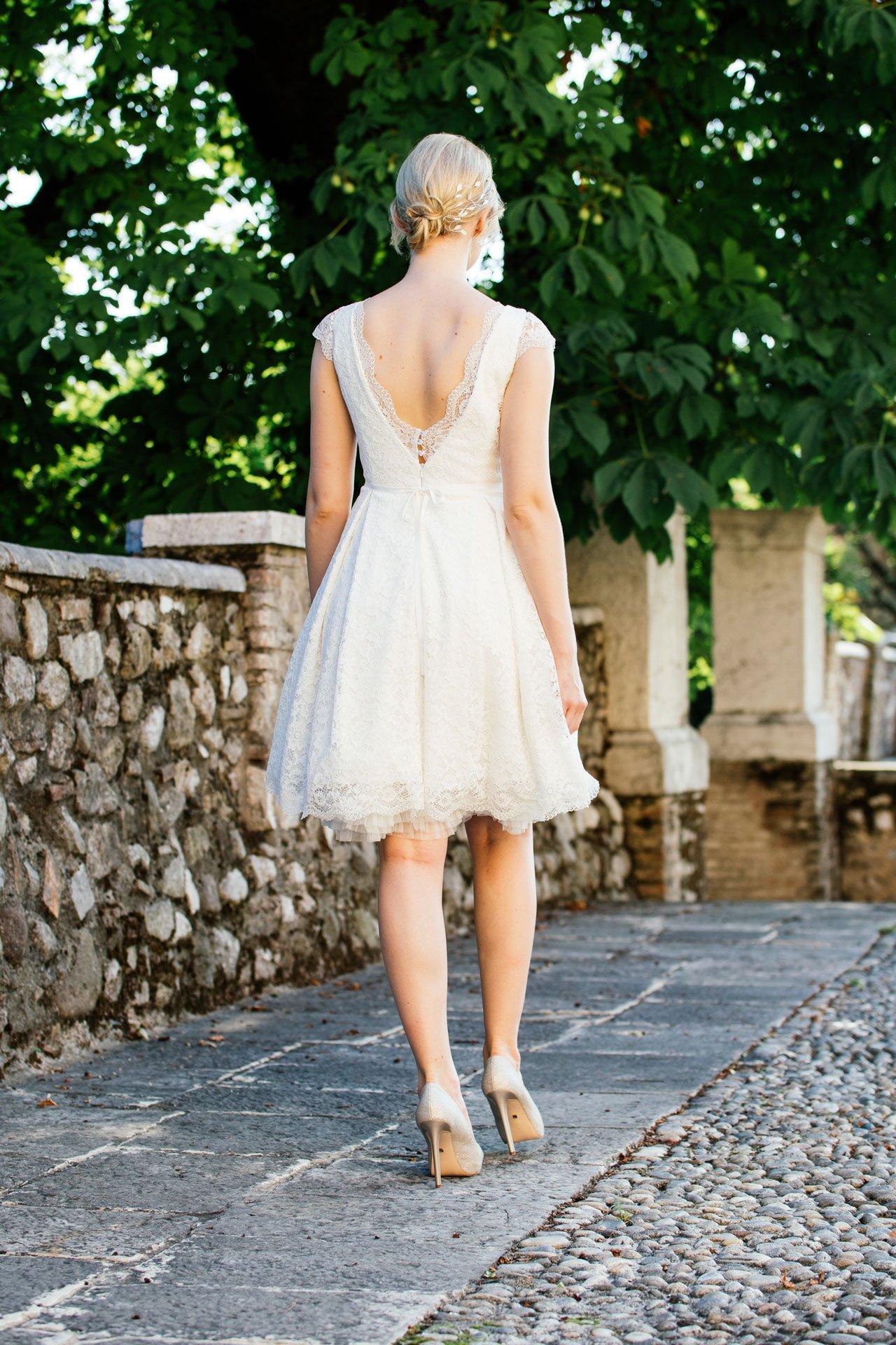 Patty Kurze Brautkleider Die Brautgalerie